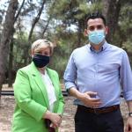 Νέα Γενική Γραμματέας του Δήμου Αγίων Αναργύρων Καματερού η Μαρία Σαπέλα