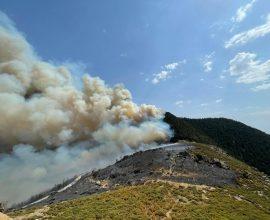 Εκτός ελέγχου η φωτιά στα Γρεβενά: Εκκενώνονται τέσσερις οικισμοί