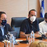 Φαρμάκης: «Στοίχημά μας η αποτελεσματικότητα και η ταχύτητα αποκατάστασης των ζημιών και στήριξης των πληγέντων»