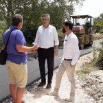 Δήμος Αρταίων: 2 χλμ ασφαλτόστρωσης αγροτικού δικτύου σε Γλυκόριζο, Γεωργουσιούς Χαλκιάδων και Κωστακιούς