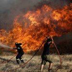 Πολιτική Προστασία: Πολύ υψηλός κίνδυνος πυρκαγιάς αύριο (2/8) για πολλές περιοχές