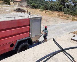 Δήμος Ικαρίας: Από 20 κυβικά νερού στις δεξαμενές σε Περδίκι και Φραντάτο