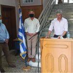Τελετή ονοματοδοσίας αίθουσας δημοτικού συμβουλίου Δήμου Δεσκάτης