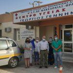 Ο Δήμος Μαρωνείας-Σαπών στηρίζει το πρόγραμμα για τους κατ' οίκον εμβολιασμούς