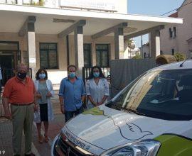 Ξεκίνησε ο κατ΄ οίκον εμβολιασμός στον Δήμο Περιστερίου