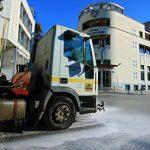 Υδροφόρες και προσωπικό του Δήμου Λαρισαίων στις πυρκαγιές της Β. Εύβοιας