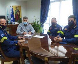 Δήμος Κορινθίων: Σε λειτουργία το Εποχικό Πυροσβεστικό Κλιμάκιο Χιλιομοδίου