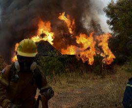 Συναγερμός στη Ρόδο – Ακραίος ο κίνδυνος πυρκαγιάς σήμερα