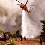 Προειδοποίηση για πολύ υψηλό κίνδυνο πυρκαγιάς αύριο (3/8) σε πολλές περιοχές της χώρας