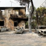 ΥΠΕΣ: Τα ποσά στήριξης στους πυρόπληκτους