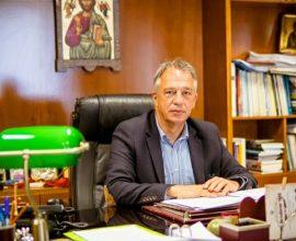 Π.Ε. Τρικάλων: Συγχαρητήριο μήνυμα Χρ. Μιχαλάκη για την επιτυχία του Ζαϊράκη
