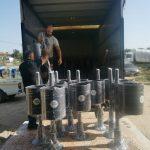 Νέα μικρά καλάθια απορριμμάτων παρέλαβε η Υπηρεσία Καθαριότητας Δήμου Ανδραβίδας-Κυλλήνης