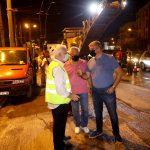 Περιφέρεια Αττικής: Επίβλεψη Πατούλη των εργασιών συντήρησης στη Λ. Αμαλίας