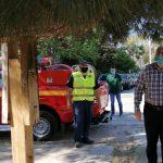 Ο Δήμος Αμαρουσίου σε επιφυλακή – Συνδράμει εκ νέου στην επιχείρηση κατάσβεσης πυρκαγιάς στη Βαρυμπόμπη