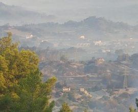 Σε ύφεση η πυρκαγιά στη Ρόδο, το νησί των Ιπποτών μετρά πληγές