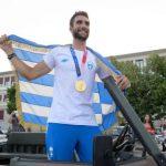«Γκρέμισαν τα τείχη» των Ιωαννίνων, για τον Ολυμπιονίκη Στέφανο Ντούσκο