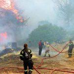 Συναγερμός στη Ρόδο: Ακραίος κίνδυνος πυρκαγιάς για αύριο (4/8)
