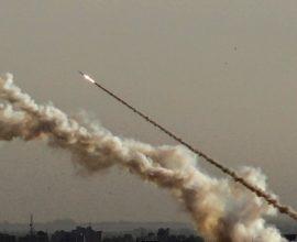 Εκτόξευση ρουκετών από τον νότιο Λίβανο προς το Ισραήλ