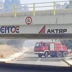 Έγκλημα στην Αχαΐα: Έφτιαξαν χαμηλές γέφυρες και δεν χωρούσαν τα πυροσβεστικά οχήματα