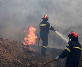 Ρόδος: Ξεκίνησε η καταγραφή των ζημιών μετά την πυρκαγιά