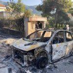 Σε κατάσταση έκτακτης ανάγκης ο Δήμος Διονύσου λόγω της πυρκαγιάς σε Σταμάτα, Ροδόπολη και Διόνυσο