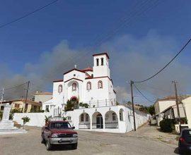 ΤΩΡΑ: Νέα πυρκαγιά μια ανάσα από τον Πύργο – Σε Κολίρι και Λαμπέτι