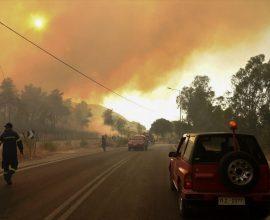 Στην Πάτρα αύριο ο Στ. Πέτσας – Αποτίμηση των καταστροφών από την πυρκαγιά στην Αιγιάλεια