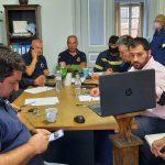 ΠΣτΕ: Συνεχίζεται η μάχη με την πυρκαγιά – Ενεργοποιήθηκαν και εναέρια μέσα