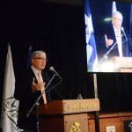 Δήμαρχος Αμαρουσίου: «Πέρσι τέτοια εποχή δεν είχαμε λύση στο πρόβλημα του covid-19. Φέτος όμως υπάρχει και λέγεται εμβόλιο»