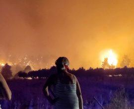 Εύβοια: Σε κατάσταση Έκτακτης Ανάγκης Πολιτικής Προστασίας η Δημοτική Ενότητα Ελυμνίων