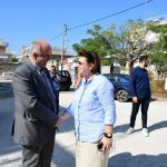 Έπιασαν τόπο οι ενέργειες του Δήμαρχου Ι.Π. Μεσολογγίου για τον Κήπο των Ηρώων