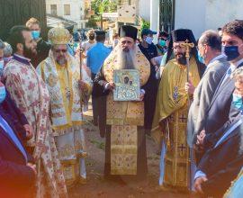 Δήμος Μεσσήνης: Υποδοχή της ιερής εικόνας της Παναγίας της «Βουλκανιώτισσας»