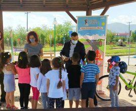 Ξεκίνησε η λειτουργία του Πάρκου Κυκλοφοριακής Αγωγής του Δήμου Εορδαίας στην Πτολεμαΐδα