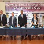 Δ. Παλαιού Φαλήρου: Οι προβολείς της ρυθμικής γυμναστικής στο 6ο Διεθνές Τουρνουά Aphrodite Cup