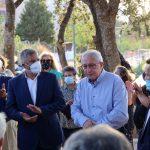 Αμπατζόγλου: «Παραδίδουμε στους πολίτες σύγχρονους και ασφαλείς κοινόχρηστους χώρους»