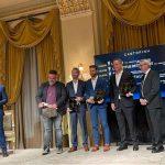Κυριάρχησαν τα εστιατόρια του Νοτίου Αιγαίου στην απονομή των Χρυσών Σκούφων 2021