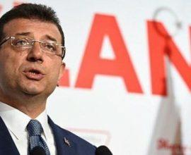 Στην Αθήνα αύριο, ο δήμαρχος Κωνσταντινούπολης Εκρέμ Ιμάμογλου
