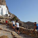 Δήμος Αμοργού: Το βουνό συνάντησε τη θάλασσα στο 4ο Amorgos Trail Challenge