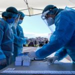 Συνεχίστηκαν και σήμερα τα rapid tests στον Δήμο Μεσσήνης