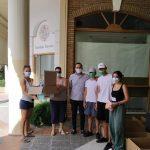 Ο Δήμος Διονύσου συγκέντρωσε 19 κούτες με σχολικά είδη σε συνεργασία με το «Όλοι Μαζί Μπορούμε»