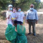 Εθελοντική δράση στον Δήμο Κηφισιάς- Καθαρισμός Δάσους Κεφαλαριού