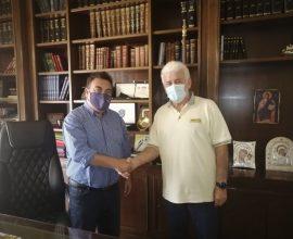 Δήμος Πύργου: Ο Παναγιώτης Φραγκαντώνης ορίστηκε νέος αντιδήμαρχος Καθαριότητας