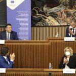 Επίσκεψη Τζιτζικώστα στην Τεργέστη της Ιταλίας – Ομιλία σε εκδήλωση για το μέλλον της Ευρώπης