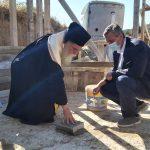 Δ. Αρταίων: Tελετή θεμελίωσης του Νέου Ιερού Ναού του Δημοτικού Κοιμητηρίου στους Αγίους Αναργύρους