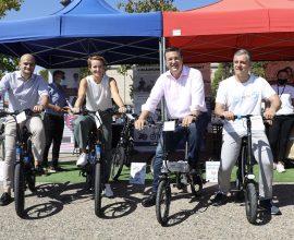 «Voltάρω 5»: Χιλιάδες κόσμου στη μεγάλη «πράσινη» γιορτή της Περιφέρειας Κεντρικής Μακεδονίας για την ηλεκτροκίνηση