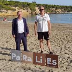 Project PARALIES: Εντυπωσιακά αποτελέσματα στις παραλίες της Ραφήνας