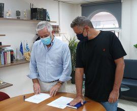 Δήμος Παιανίας: Ορκίστηκε ο νέος δημοτικός σύμβουλος Γιάννης Πανούσης