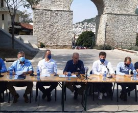 Μουριάδης: «Η Καβάλα έγινε σημείο αναφοράς της τουριστικής κίνησης στην ΑΜ-Θ»