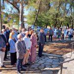 Δήμος Νικολάου Σκουφά: Τελετή μνήμης εκτελεσθέντων Σελλαδιτών στην Ιερά Μονή Κοιμήσεως της Θεοτόκου