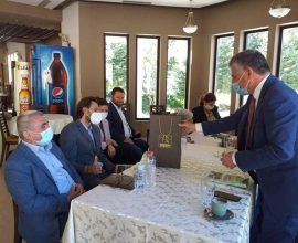 Δήμος Κόνιτσας: Διακρατική Συνάντηση για την ανάπτυξη και προστασία του Ποταμού Αώου